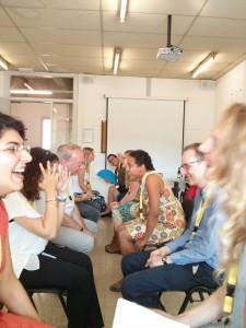 ESSA@work 2014 Barcelona: Inspiration and creativity