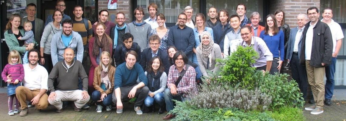 ESSA Summer School 2015, Wageningen, NL