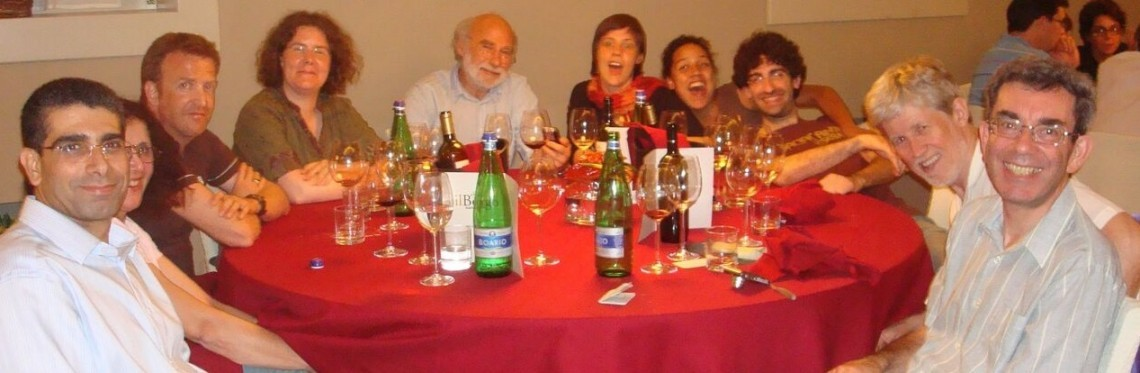 ESSA 2008 Dinner, Brescia
